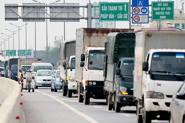 Từ ngày 1/11, quy chuẩn mới về báo hiệu đường bộ sẽ có hiệu lực. Ảnh minh họa:Bá Đô