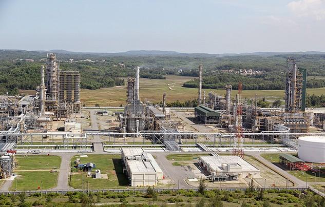 Lọc dầu Dung Quất bảo dưỡng lần 3 vào quý II/2017