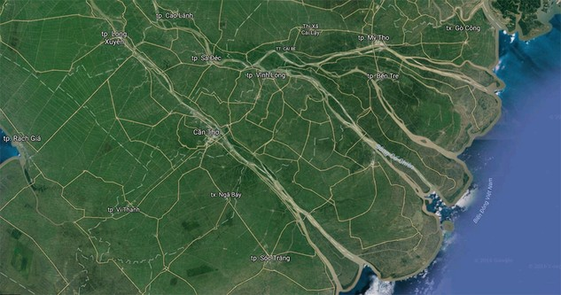 Thành lập Ban Chỉ đạo quản lý tài nguyên nước Mê Công