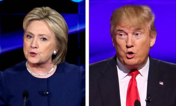 Bà Hillary Clinton được cho là sẽ giành được nhiều phiếu của đại cử tri và chiến thắng. Ảnh: NYT