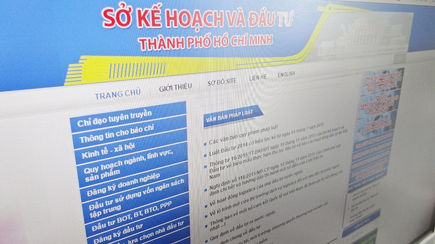 TP.HCM phục vụ đăng ký trực tuyến cho nhà đầu tư nước ngoài