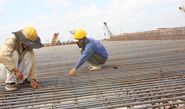 Giải ngân vốn đầu tư xây dựng cơ bản có nhiều cải thiện