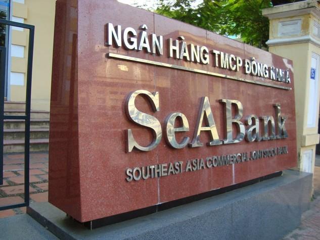 Nguyên Phó Giám đốc Seabank - Chi nhánh Hai Bà Trưng đã thông đồng lập các hồ sơ vay vốn khống. Ảnh: Nguyễn Hương