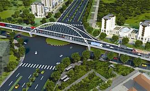 Hoàn thành nút giao thông khác mức tại Hải Phòng trước Tết Nguyên đán