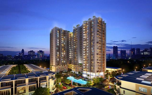 Sắp mở bán 1.000 căn hộ tại dự án Him Lam Phú An (TP.HCM)