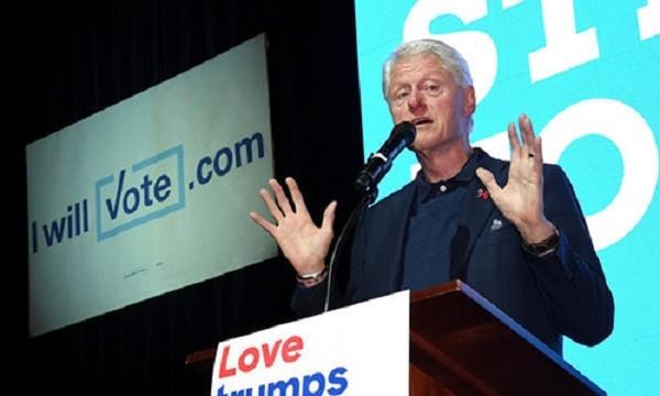 Cựu tổng thống Mỹ Bill Clinton. Ảnh: AFP