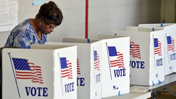 Năm nay có 69% cử tri Mỹ chắc chắn đi bầu cử. Ảnh:CTV News.