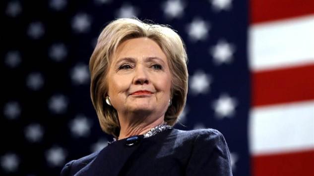 Ứng viên Dân chủ Hillary Clinton. (Ảnh: AFP)