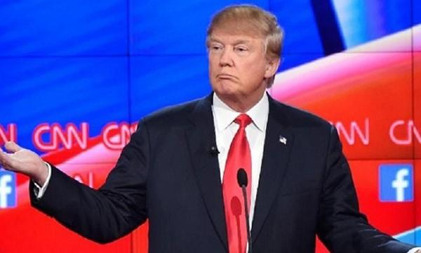Tổng thống đắc cử Donald Trump. Ảnh:AFP