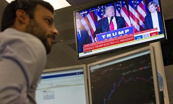 Ông Donald Trump sẽ nhậm chức vào tháng 1 năm sau. Ảnh:AFP