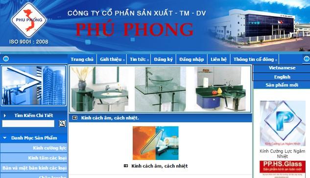 Thủ tục giải thể của Phú Phong dự kiến hoàn tất vào tháng 4/2017. Ảnh: Phú Phong