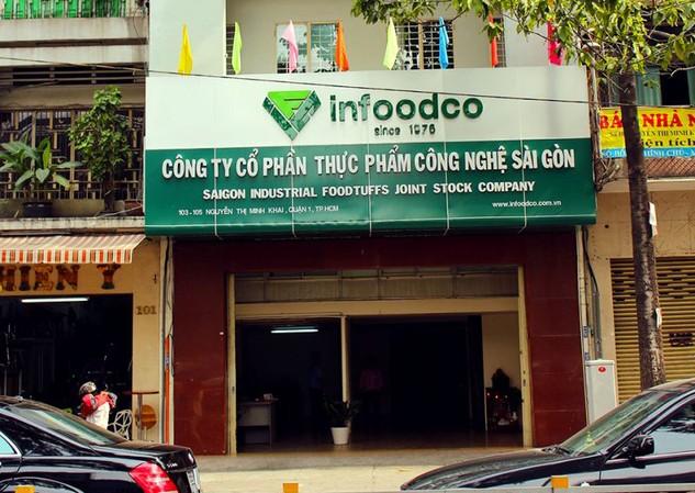 Công ty CP Thực phẩm Công nghệ Sài Gòn sẽ chuyển nhượng 5 khu đất ở TP.HCM để trả nợ thuế. Ảnh: Hải Hà