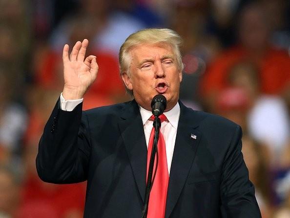 Tổng thống đắc cử Donald Trump. (Ảnh: Getty)