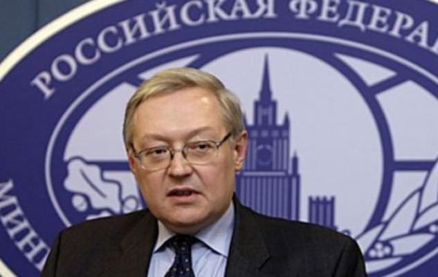 Thứ trưởng ngoại giao Nga Sergei Ryabkov. (Ảnh: Reuters)