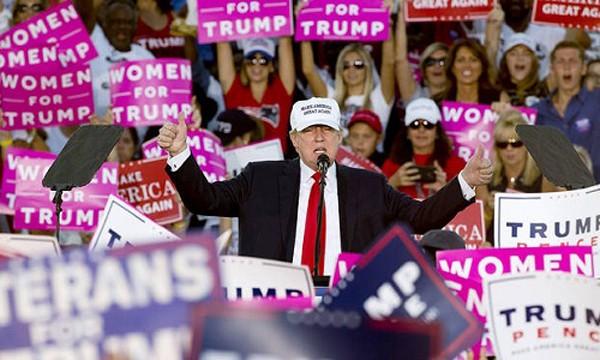 Tổng thống Mỹ đắc cử Donald Trump. Ảnh:Elle
