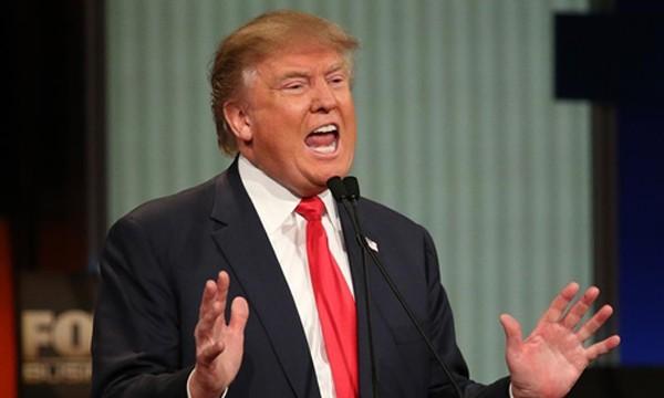 Tổng thống đắc cử Mỹ Donald Trump. Ảnh:Scott Olson