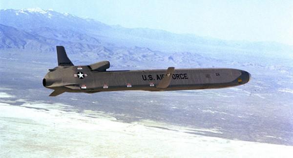 Tên lửa AGM-86B ALCM cũ kỹ sẽ được thay thế bởi LRSO. Ảnh: Wikipedia