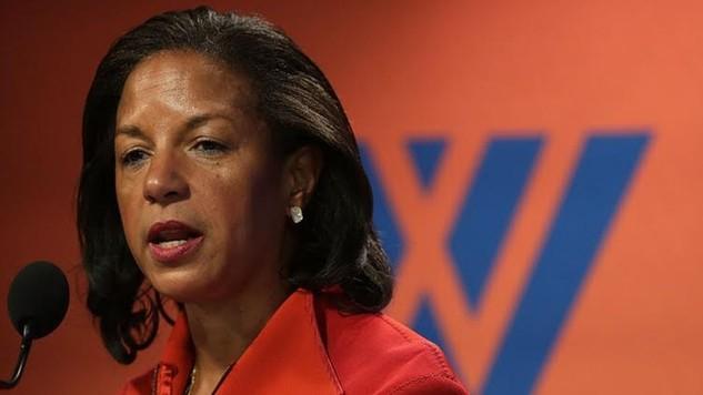 Cố vấn An ninh Quốc gia Susan Rice. (Ảnh: AFP)
