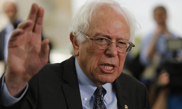 Ông Bernie Sanders. Ảnh: Reuters