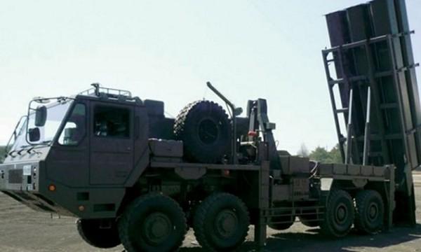 Một hệ thống pháo phản lực cơ động cao M142 của Mỹ. Ảnh:IHS Jane's.