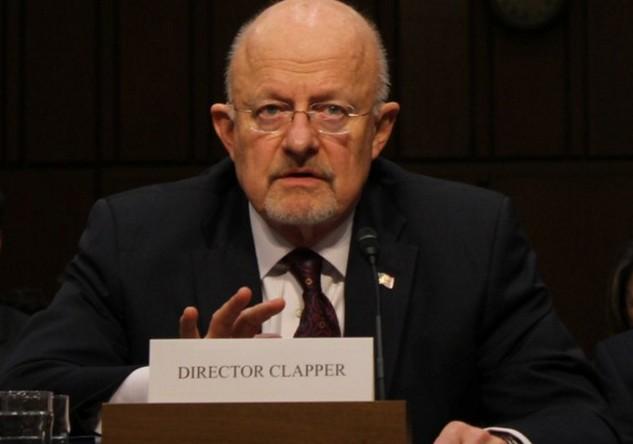 Giám đốc Cơ quan tình báo quốc gia Mỹ James Clapper. (Ảnh: AFP)