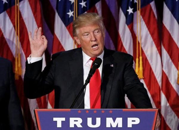 Tổng thống đắc cử Trump cho hay ông không có thời gian để theo đuổi vụ kiện. Ảnh: Reuters