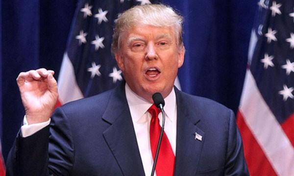 Chính phủ Anh đang cân nhắc việc mời Donald Trump đến thăm. Ảnh:ABC News
