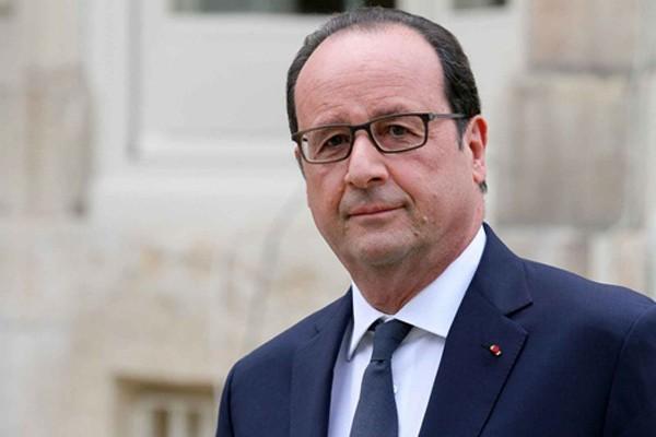Tổng thống Pháp Francois Hollande. Ảnh: balkaneu