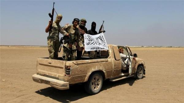 Cuộc tấn công hôm 18/11là cuộc không kích mới nhất trong chương trình tiêu diệtmục tiêu do Mỹ tiến hành tại Syria và Iraq. Ảnh: Reuters