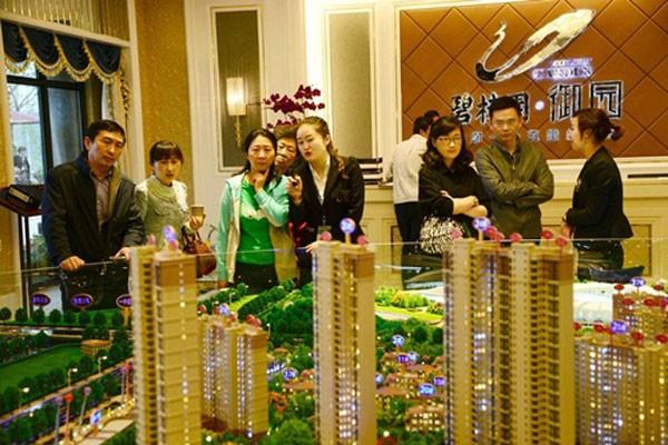 Nhiều hãng bất động sản châu Á đã phải hủy kế hoạch phát hành trái phiếu. Ảnh: AP