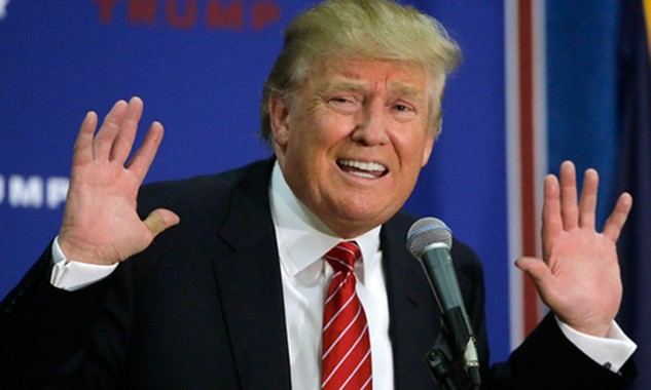 Tổng thống đắc cử Donald Trump. Ảnh:Reuters.