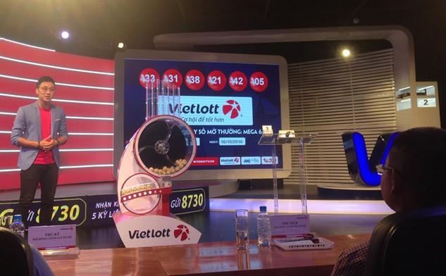 Vietlott đạt 734 tỷ đồng doanh thu bán vé sau hơn 3 tháng triển khai sản phẩm Mega 6/45