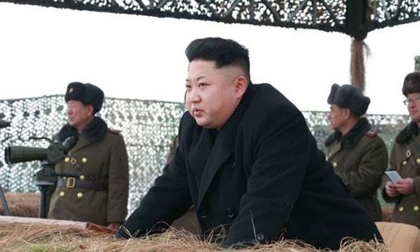Lãnh đạo Triều Tiên Kim Jong-un. Ảnh:Reuters