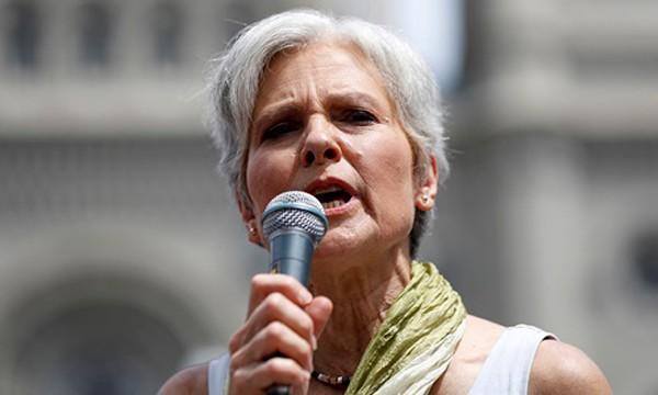 Bà Jill Stein. Ảnh:AP