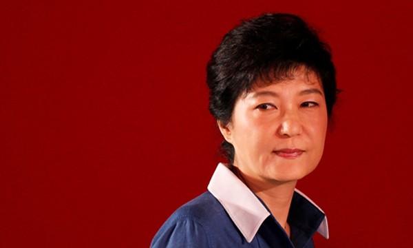 Tổng thống Hàn QuốcPark Geun-hye. Ảnh:Reuters
