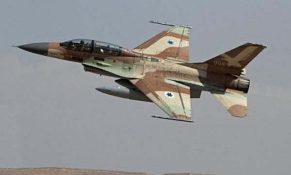Chiến đấu cơ F-16 của Israel. Ảnh: Times of Israel.
