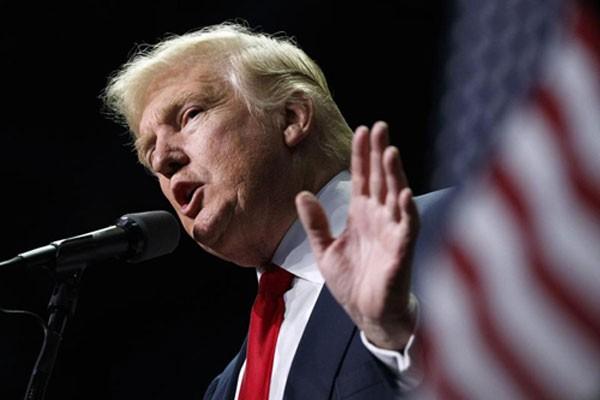 Tổng thống đắc cử Donald Trump. Ảnh: AP
