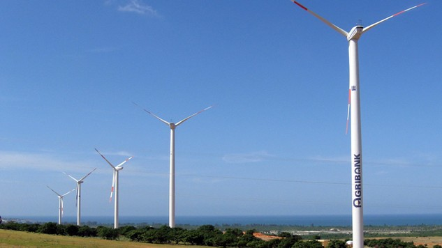 Việt Nam là quốc gia có trữ lượng gió thuộc nhóm lớn nhất khu vực Đông Nam Á. Ảnh: Huyền Trang