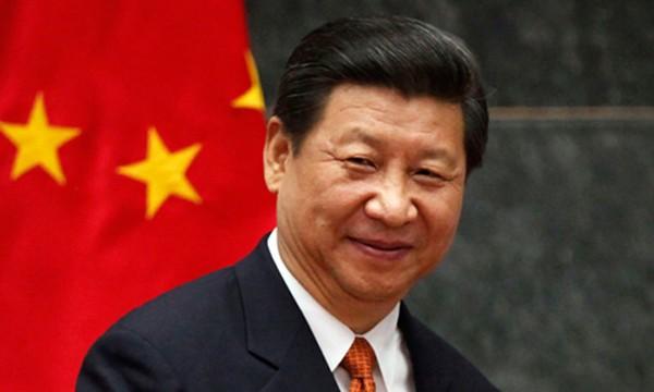 Chủ tịch Trung Quốc Tập Cận Bình. Ảnh:Reuters