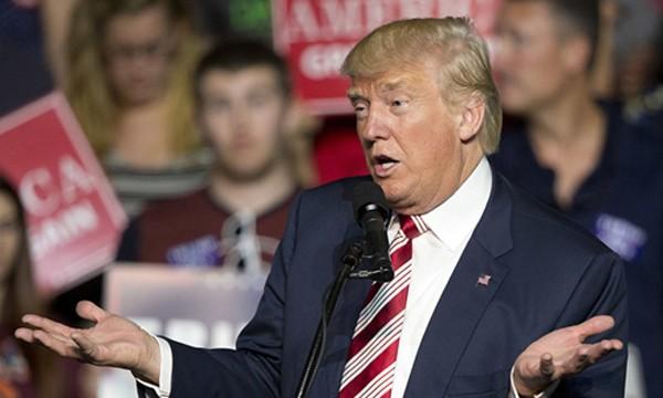 Tổng thống đắc cử Mỹ Donald Trump. Ảnh:Reuters.