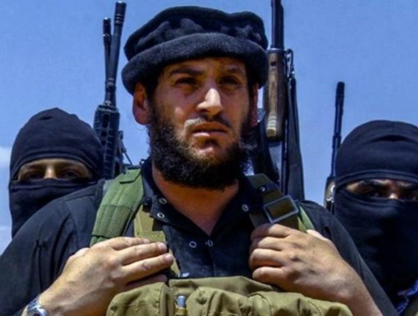 Abu Muhammad al-Adnani, phát ngôn viên IS hay còn được mệnh danh là thủ lĩnh số hai của tổ chức cực đoan này. Ảnh:AP