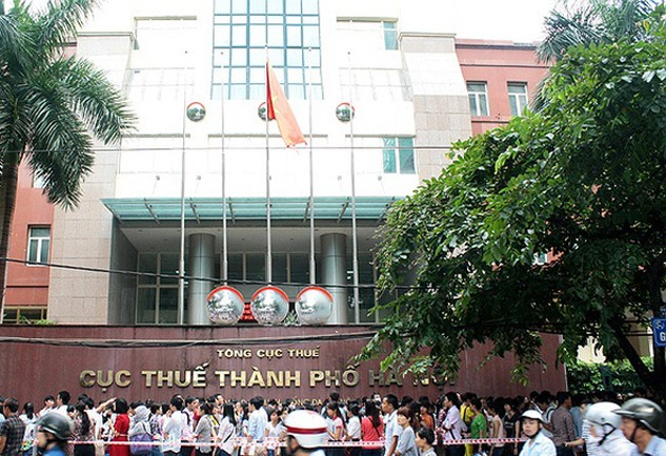 Theo bản án sơ thẩm, Cục Thuế TP. Hà Nội ban hành thông báo xác định đối tượng chịu thuế là Công ty TNHH Thương mại và Đầu tư Việt Trung đúng quy định. Ảnh: Nhã Chi