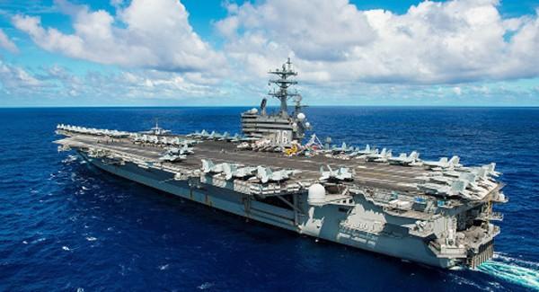 Hải quân Mỹ đang muốn mở rộng quy mô đội tàu chiến. Ảnh:Flickr.