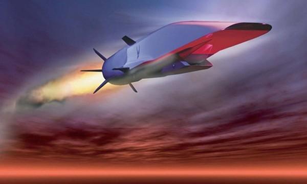 Mô hình tên lửa siêu vượt âmYu-71 của Nga. Ảnh:National Interest