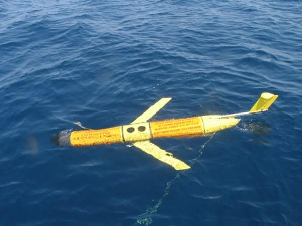 Tàu lặn không người lái tương tự chiếc bị hải quân Trung Quốc tịch thu. Ảnh:USNavy