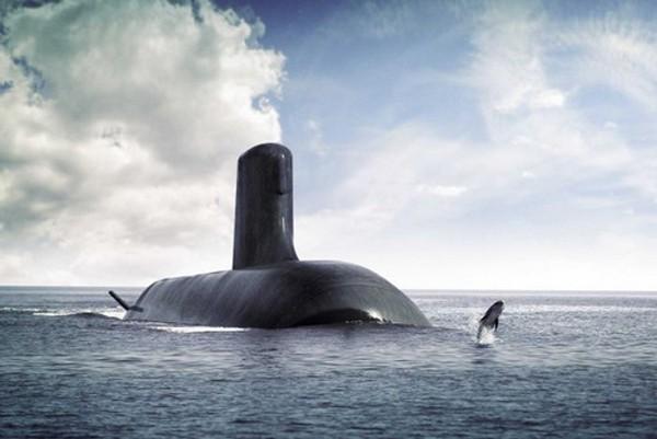 Các tàu ngầm đóng mới cho Australia được coi là mạnh nhất trong khu vực. Ảnh:ABC.