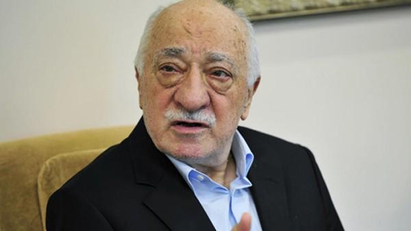 Giáo sĩ lưu vongFethullah Gulen. Ảnh:AP
