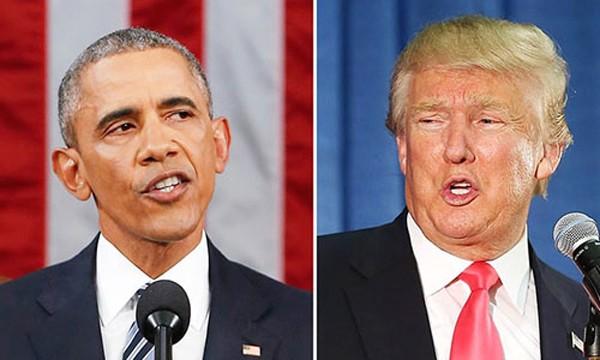 Ông Obama và ông Trump lần đầu chỉ trích lẫn nhau sau cuộc gặp thân thiện ở Nhà Trắng. Ảnh:US Weekly