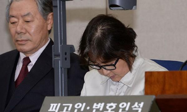 Bà Choi Soon-sil đã vài lần bỏ qua lệnh triệu tập của Quốc hội. Ảnh:Reuters