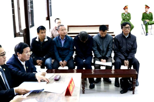 Để xảy ra vụ án này có lỗi vi phạm của cán bộ tổ chức tín dụng Quỹ hỗ trợ phát triển Bắc Ninh. Ảnh: Bá Đoàn